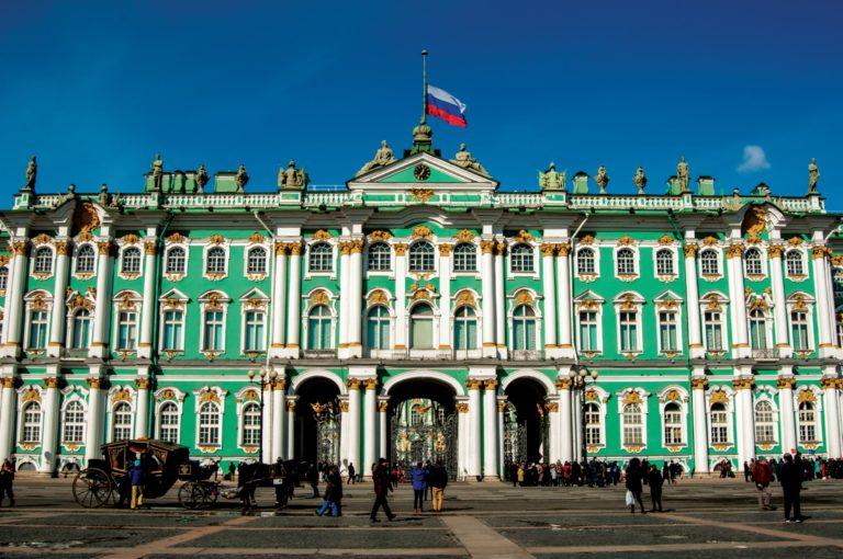 Тур «Уроки дает Петербург» 5-6 классы