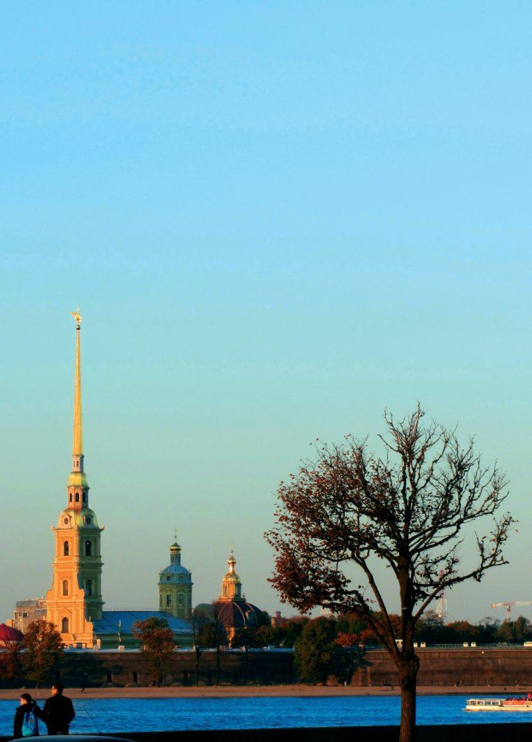 Автобусная экскурсия «Санкт-Петербург – три века истории»